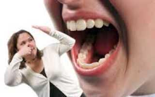 12 проблем, о которых говорит неприятный запах изо рта
